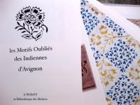 Les Motifs Oubliés des Indiennes d'Avignon